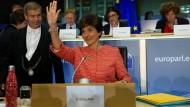Durchgefallen: Sylvie Goulard vor ihrer Anhörung im Europaparlament