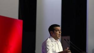 Tsipras nimmt Varoufakis gegen Verrats-Vorwürfe in Schutz