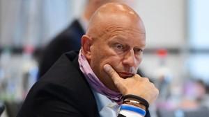 Kemmerich als Chef der FDP-Mittelstandsvereinigung zurückgetreten