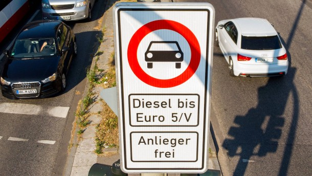 Hamburger Fahrverbot hilft kaum