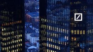 Die Deutsche Bank verliert 60 Millionen Dollar
