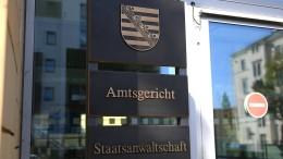 Verdächtiger des Chemnitzer Tötungsdelikt freigelassen