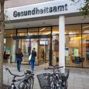 Hat bisher 1815 Infektionen gemeldet: Gesundheitsamt Frankfurt