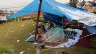 Zahl der Opfer in Nepal steigt auf 3200