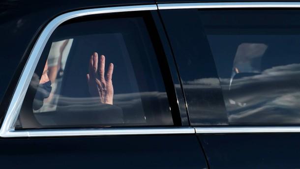 Biden auf dem Weg ins Weiße Haus