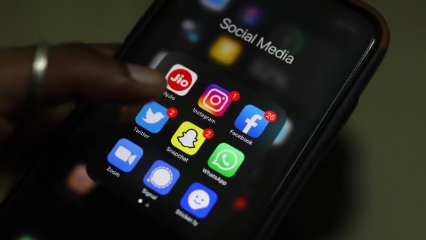 Falsche Konfiguration ließ Facebook-Dienste ausfallen