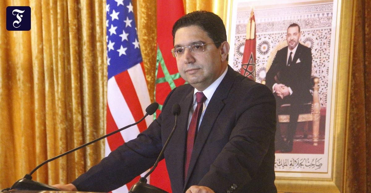 Marokko will angeblich Beziehungen zur deutschen Botschaft aussetzen - FAZ - Frankfurter Allgemeine Zeitung