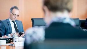 Die geistige Wirkung der SMS-Diplomatie