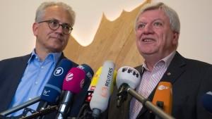 Grüne signalisieren Fortsetzung der Koalition mit CDU