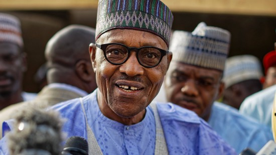 Nigerias Präsident im Amt bestätigt