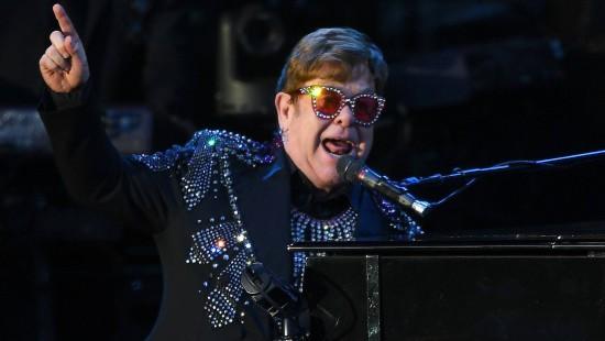 Elton John spendet 1 Million Dollar