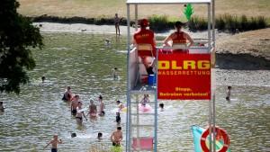 Die Zahl der Badetoten ist leicht gesunken