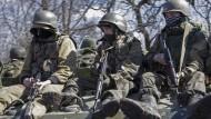 Separatisten haben mehr Waffen als zuvor