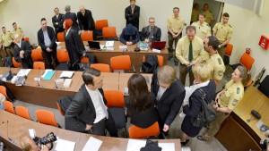 Justizministerin Merk will Videoübertragung erlauben