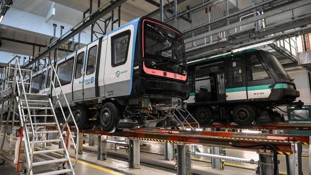 Alstom und Bombardier bilden zweitgrößten Bahnhersteller