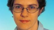 """""""Sie war nie irgendjemandes Mädchen"""": Annegret Kramp-Karrenbauer im Jahr 2000, als sie als erste Frau Innenministerin wurde."""