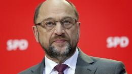 Die SPD will immer noch nicht