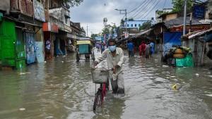 "Heftiger Wirbelsturm ""Yaas"" trifft Indien"