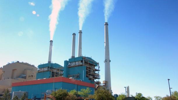 Amerika setzt harte Umwelt-Auflagen