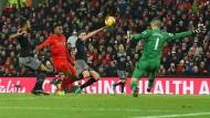 Wegen eines späten Tors von Southampton ist Liverpool aus dem League Cup ausgeschieden.