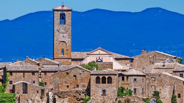 Italiens Geisterdörfer