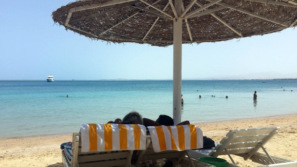 Thomas Cook holt nach Todesfall Gäste aus ägyptischem Hotel