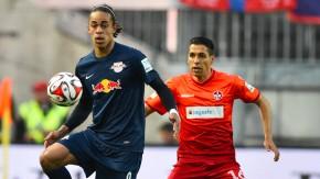 Zweite Bundesliga: Kaiserslautern wieder Tabellenzweiter