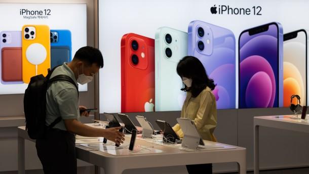 Südkorea zwingt Google und Apple zur Öffnung der App-Stores