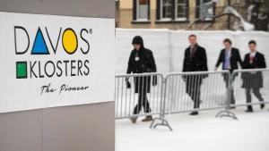 Wer kommt überhaupt nach Davos?
