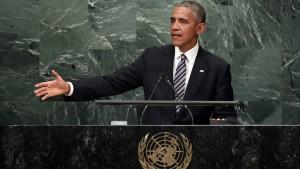 Obama lobt Merkel für Einsatz in Flüchtlingskrise