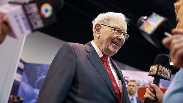 Buffett lässt seine Nachfolger nicht aufs Podium