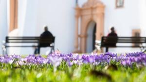 Frühlingshafte Temperaturen verabschieden sich