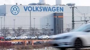 Volkswagen bleibt größter Autohersteller der Welt