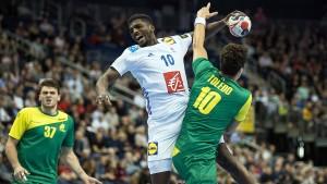 Brasilien verpasst Überraschung bei Handball-WM