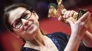 Die Dankesrede der Berlinale-Gewinnerin Ildikó Enyedi