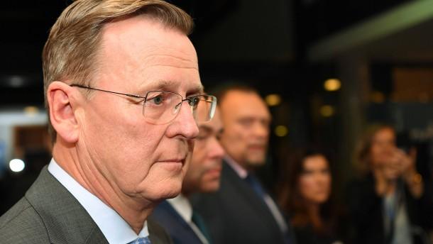 Linke stärkste Kraft, CDU stürzt ab, AfD verdoppelt