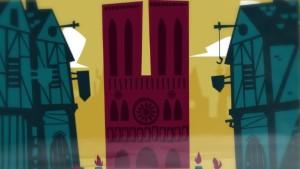 Diese Ereignisse fanden in Notre-Dame statt