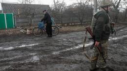 """Amerika verurteilt """"aggressives"""" Vorgehen Russlands im Osten der Ukraine"""