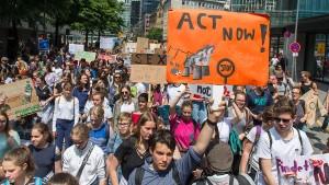 Der Wettlauf der Klimaschützer
