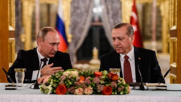 Der Zar und der Sultan