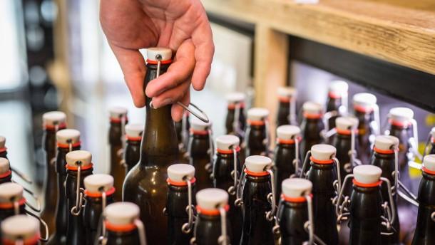Alarmruf der Brauereien