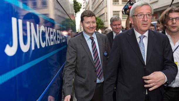 Deutscher wird oberster Beamter der EU-Kommission