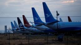 Boeing rechnet mit Flugverbot bis zum Sommer