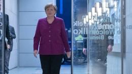 Planen für die Zeit nach Merkel