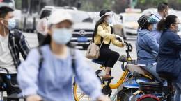 Corona-Fallzahlen in China steigen wieder