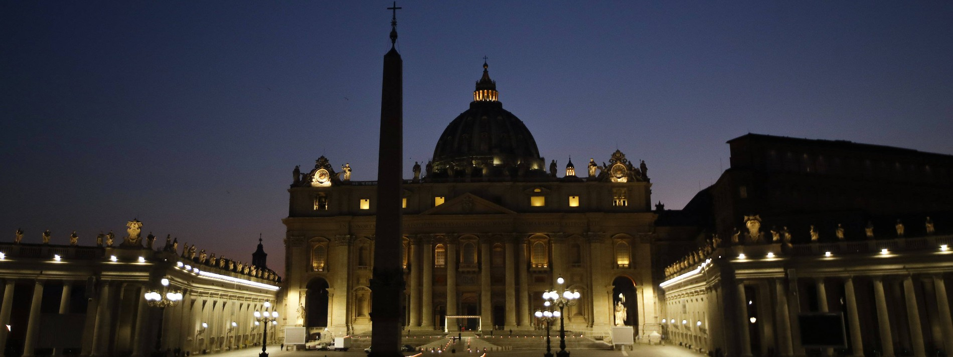 Abgehobener Vatikan