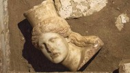 Ausgrabung in Amphipolis bleibt spannend