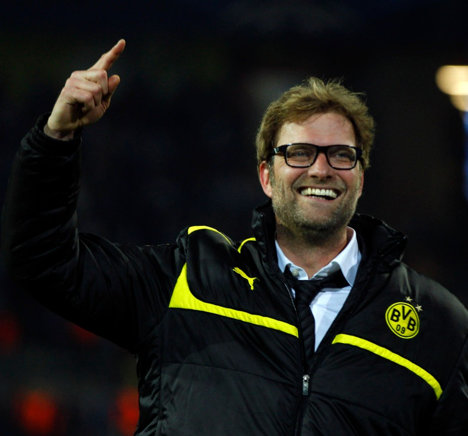 trainer klopp