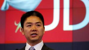 Chinesischer Milliardär unter Verdacht