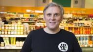 Jan Bredack, Gründer von Veganz
